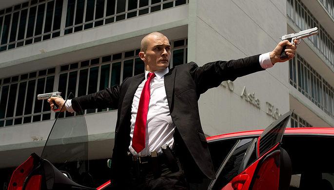 Кадр из фильма «Хитмэн: Агент 47»
