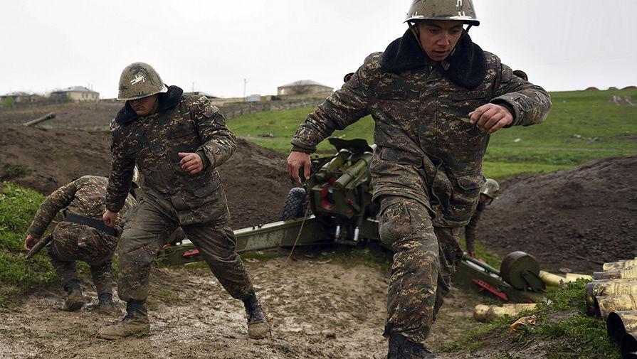 Конфликт в Нагорном Карабахе - Газета.Ru | Фото