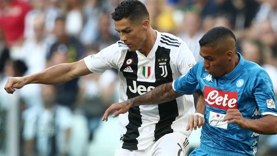 Ювентус переиграл Наполи и стал обладателем Суперкубка Италии