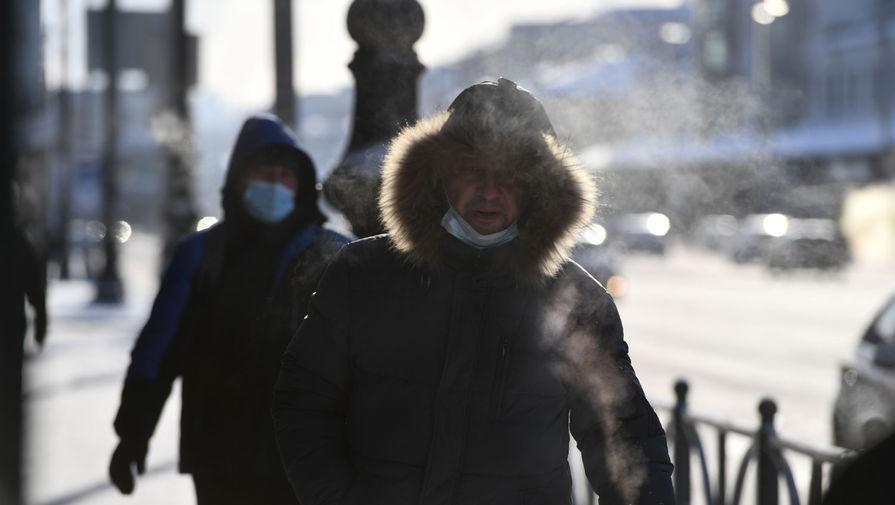 Трескучие морозы придут в Москву впервые за 65 лет