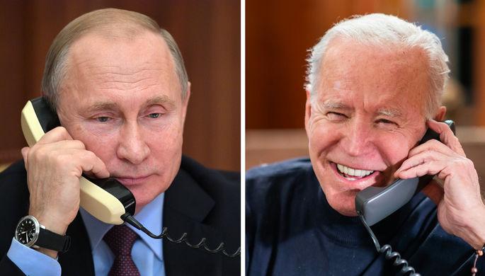 «Контроль конфронтации»: зачем Байден позвонил Путину