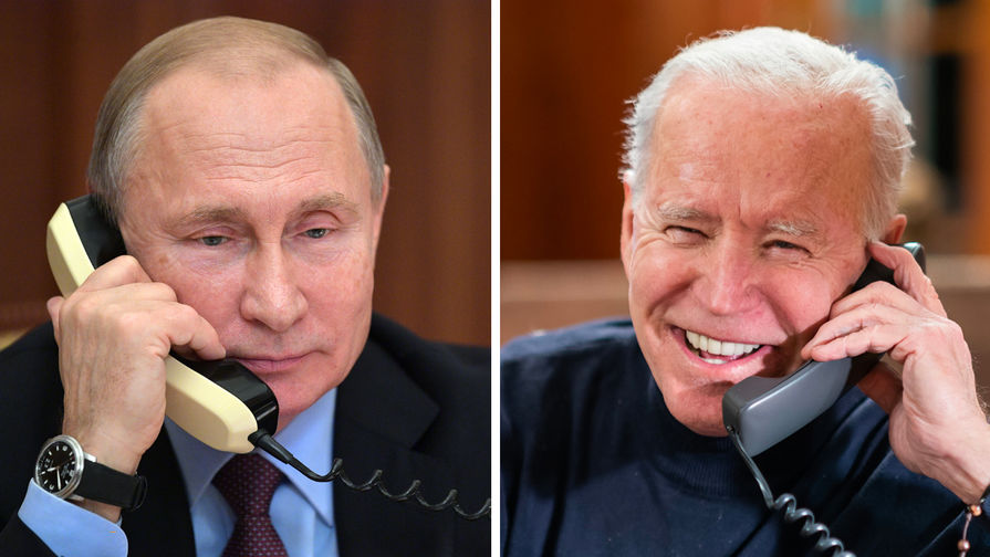 Песков оценил шансы на улучшение отношений России и США после встречи Путина и Байдена