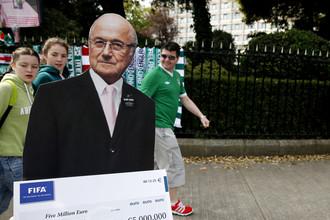 ФИФА теряет спонсоров