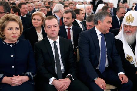 Картинки по запросу Путин Медведев Матвиенко и Володин