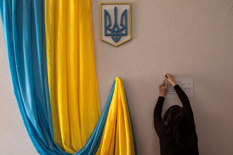 Выборы Президента в Киеве, Украина, 31 марта 2019 года