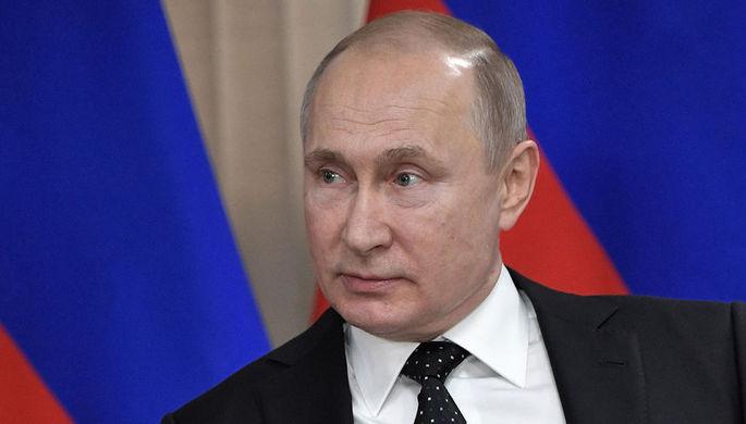 Путин высказался о воровстве в лесной области