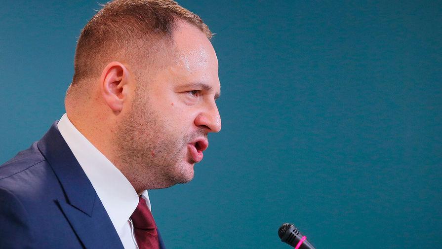 Глава офиса Зеленского пожаловался на проблемы с РФ на переговорах по Донбассу
