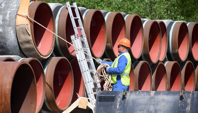 Угроза санкциями: Nord Stream 2 обвинила США в дискриминации