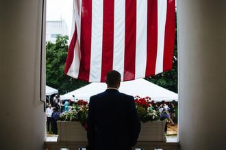 Прием в резиденции посла США в России по случаю Дня независимости Соединенных Штатов Америки