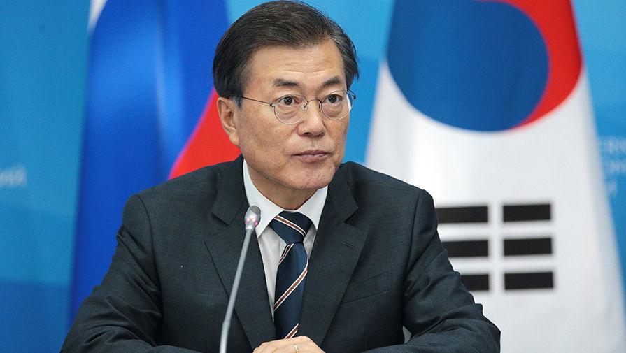 Президент Южной Кореи может посетить Россию в рамках ЧМ-2018