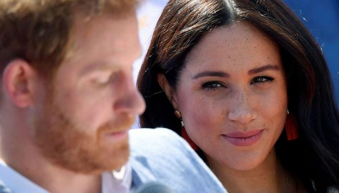Без титулов и денег: королева решила судьбу Гарри и Меган