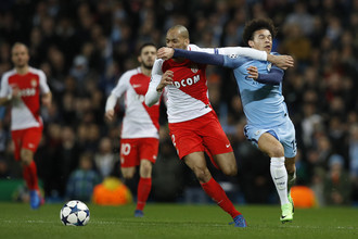Ответная встреча между «Монако» и «Манчестер Сити» обещает быть не менее жаркой, чем первый матч