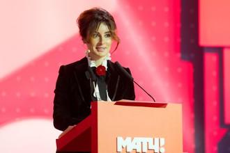 Генеральный директор телеканала «Матч ТВ» Тина Канделаки