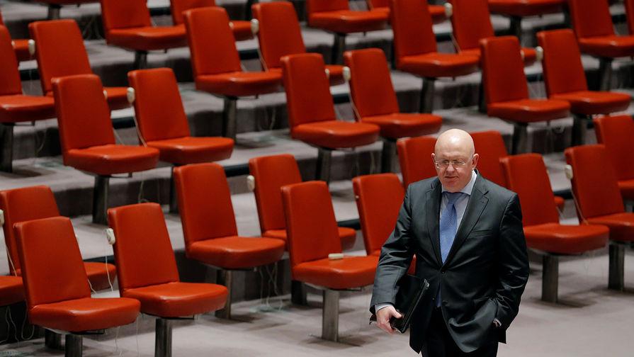 Небензя назвал настоящего виновника потери Крыма Украиной