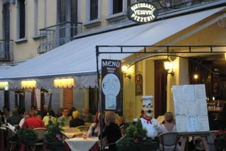пиццерия Vesuvio в Венеции