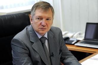 Генеральный директор ГУП «Ритуал» Александр Егоров