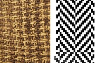 Плетение лендбринская туники // Antiquity Publications Ltd