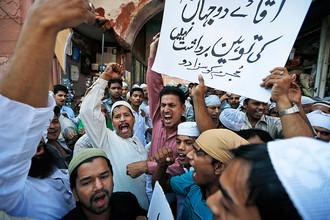 Фильм «Невинность мусульман» вызвал волнения по всему миру