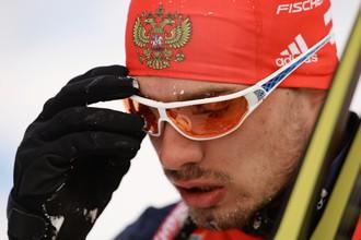 Антон Шипулин впервые за месяц стал призером этапа Кубка мира по биатлону