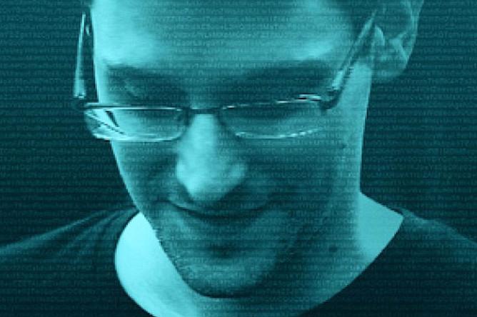 Кадр из документального фильма «Citizenfour: Правда Сноудена» (2014). Лента стала лауреатом нескольких престижных кинонаград, в том числе BAFTA, «Спутник» и «Оскар»