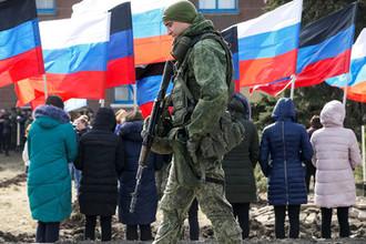 Киевский опрос: жители ДНР и ЛНР хотят в Россию