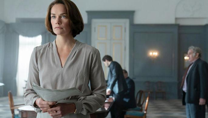 Кадр из фильма «Осло» (2021)
