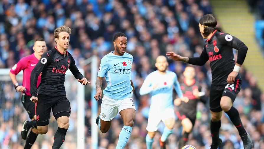 «Арсенал» против «Ман Сити»
