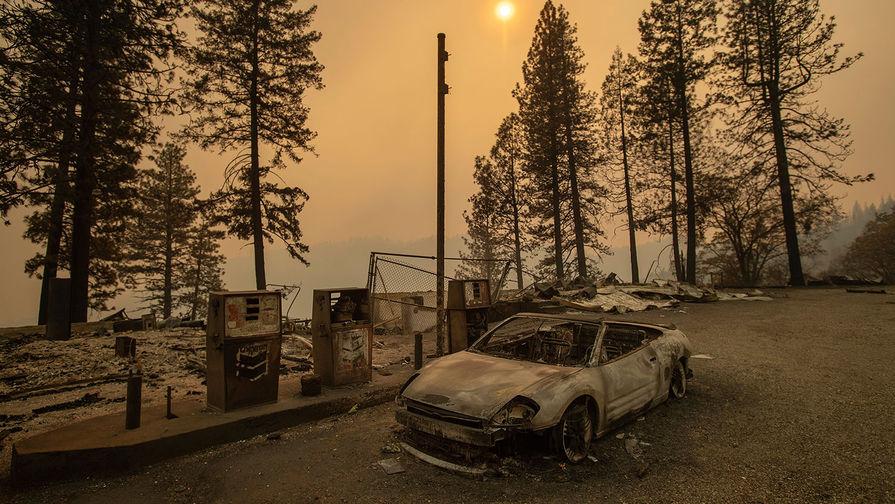 Рекордное землетрясение содрогнуло Калифорнию