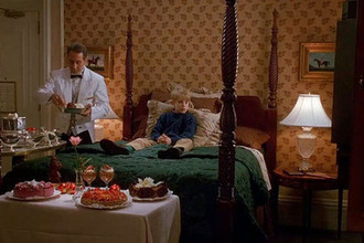 Кадр из фильма «Один дома» (1990)