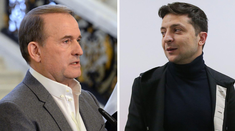 Медведчук призвал Зеленского законно разогнать Раду