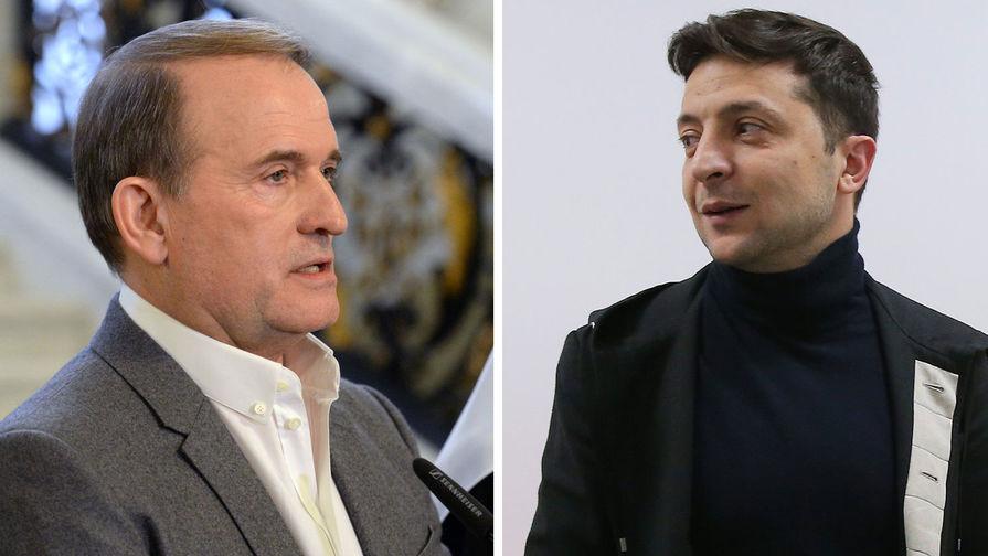 Медведчуку отказали в праве говорить с Москвой от имени Киева