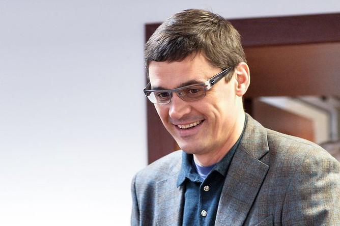 Почетный член Международного олимпийского комитета, четырехкратный олимпийский чемпион Александр Попов