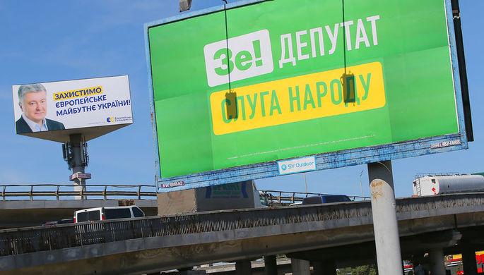 Битва всех против всех: кто проиграет на украинских выборах