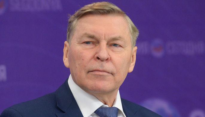 Бывший депутат Законодательного собрания Красноярского края и предприниматель Анатолий Быков