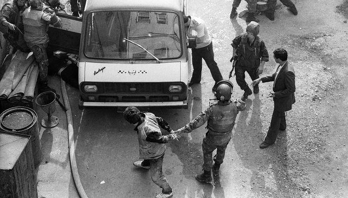 «Вижу, целится бандит»: как советский спецназ брал тюрьму в Сухуми