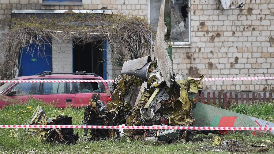 Лукашенко назвал причину крушения самолета Як-130 в Барановичах - Газета.Ru | Новости