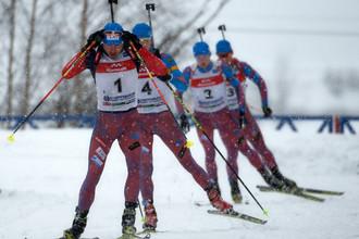 22 декабря станет известная судьба сборной России по биатлону