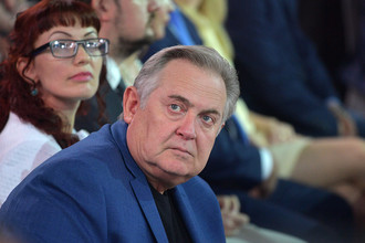 Актер Юрий Стоянов