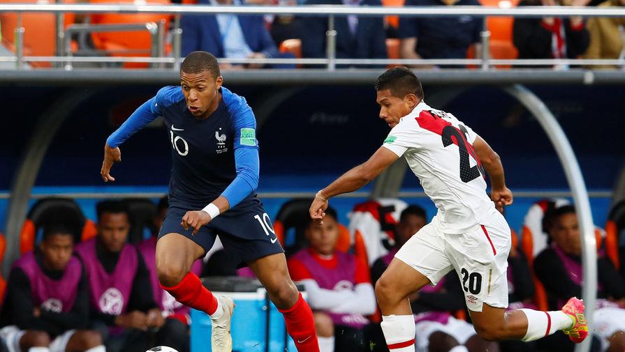 Сборная Франции обыграла Перу и вышла в плей-офф ЧМ-2018