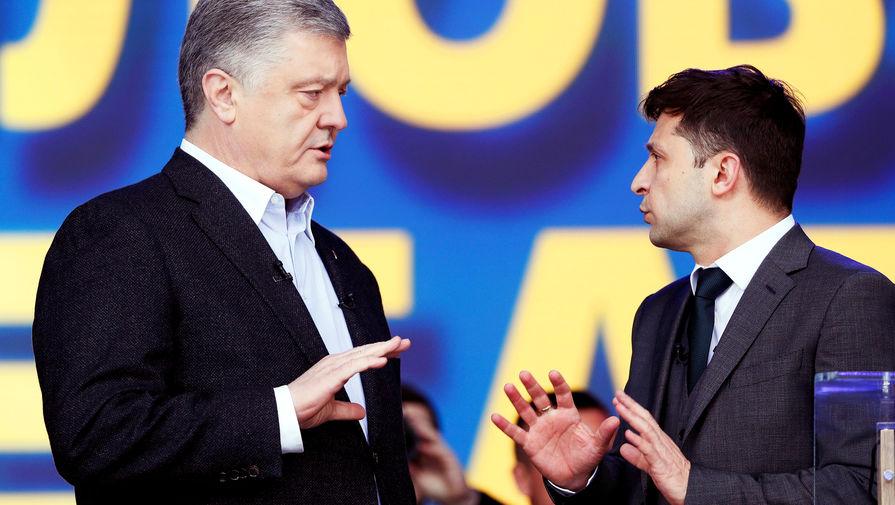 Зеленский рассказал о шоке Европы от действий Порошенко