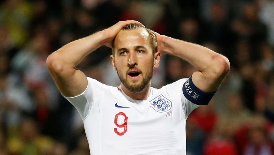 Сборная Англии разгромила Косово в отборочном матче Евро-2020