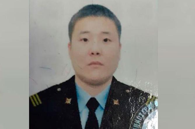 Старший сержант Айтал Томский