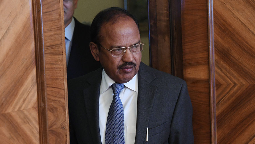 Советник премьер-министра Индии по безопасности Аджит Довал