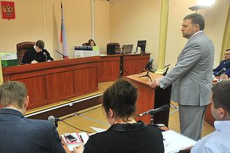 В качестве свидетеля обвинения выступил губернатор Кировской области Никита Белых