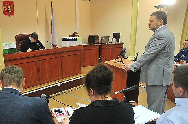 Допрос свидетеля в суде сорок минут