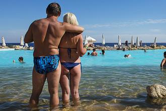 Российские туристы не отказываются от посещения Египта