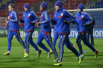 ЦСКА сыграет с «Викторией Пльзень» за путевку в плей-офф Лиги Европы