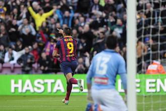 Голкипер «Эльче» Тоньо пропустил от «Барселоны» четыре мяча