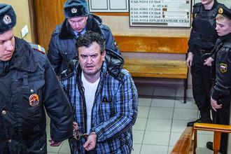 Частнопрактикующий маг-целитель Георгий Мартиросян, задержанный по подозрению в убийстве трех женщин