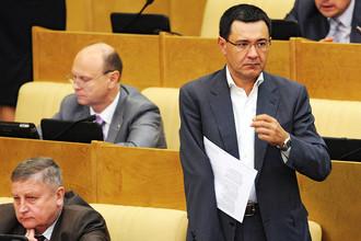 Депутат Госдумы Валерий Селезнев